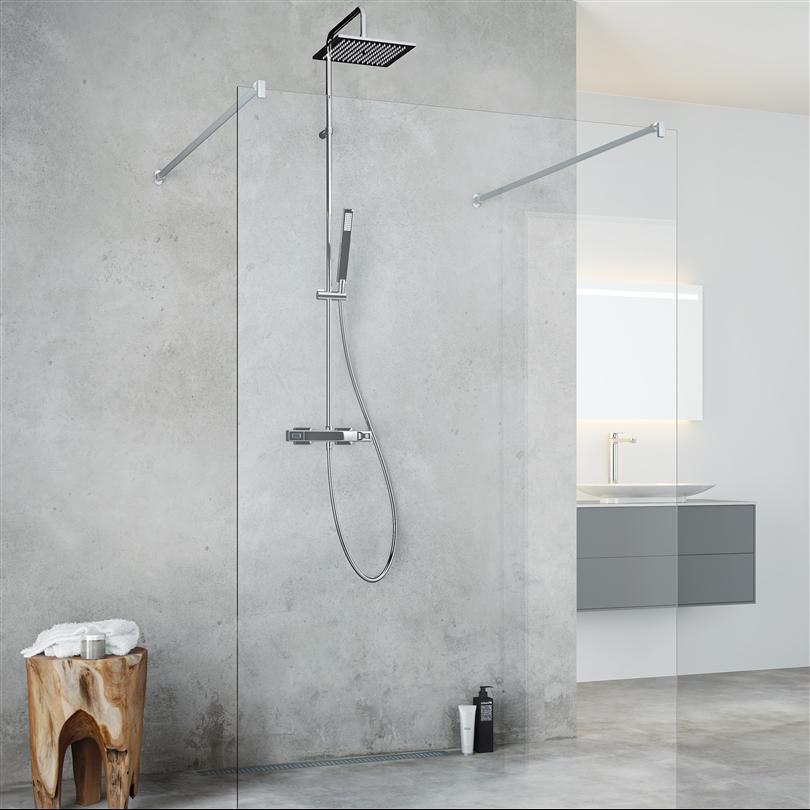 Hafa Bathroom Igloopro Duschskärmvägg