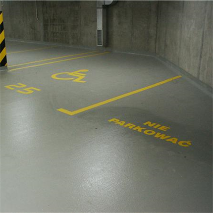 Eradur Traffic Parking golvbeläggning