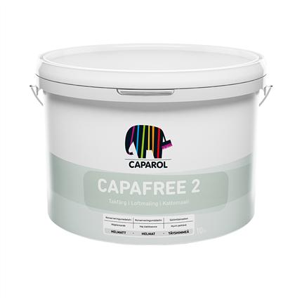 Caparol Capafree vägg- och takfärg