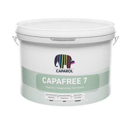 Caparol Capafree 7 vägg- och takfärg