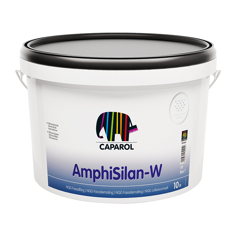 Amphisilan W fasadfärg