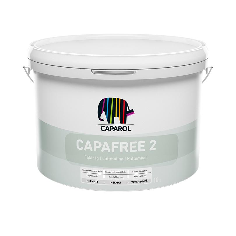 Caparol Capafree 2 vägg- och takfärg