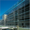 Jansen glastaks/-fasadsystem VISS