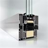 Schüco AWS 112.IC fönstersystem av aluminium