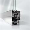 Schüco AWS 70.HI fönstersystem av aluminium