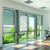 Schüco fönstersystem AWS 75 WF.SI+av aluminium