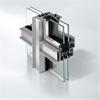 Schüco fönsterfasad AWS 75 WF.SI+ av aluminium