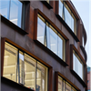 Schüco AWS 114.SG, Arkitekturskolan, Stockholm