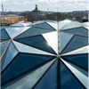 Schüco glastak, Nationalmuseum, Stockholm
