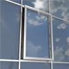 Schüco Janisol fönstersystem av stål