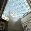 Schüco parametriskt glastakssystem, Nationalmuseum