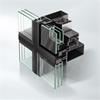Schüco Fasad AOC 50 passivhuscertifierat fasadsystem