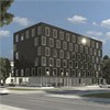 Schüco FW 50+.SI Green fasadsystem för passivhus