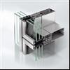 Schüco UDC 80 CV fasadsystem