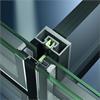 Schüco stålfasadsystem VISS SG