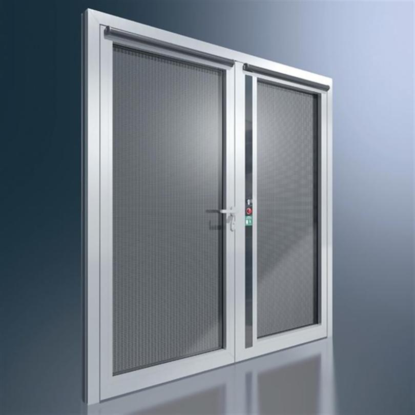 Schüco ADS 90.SI dörrsystem av aluminium