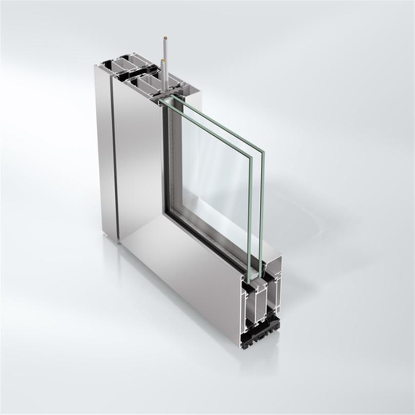 Schüco ADS 75 Simply Smart dörrsystem