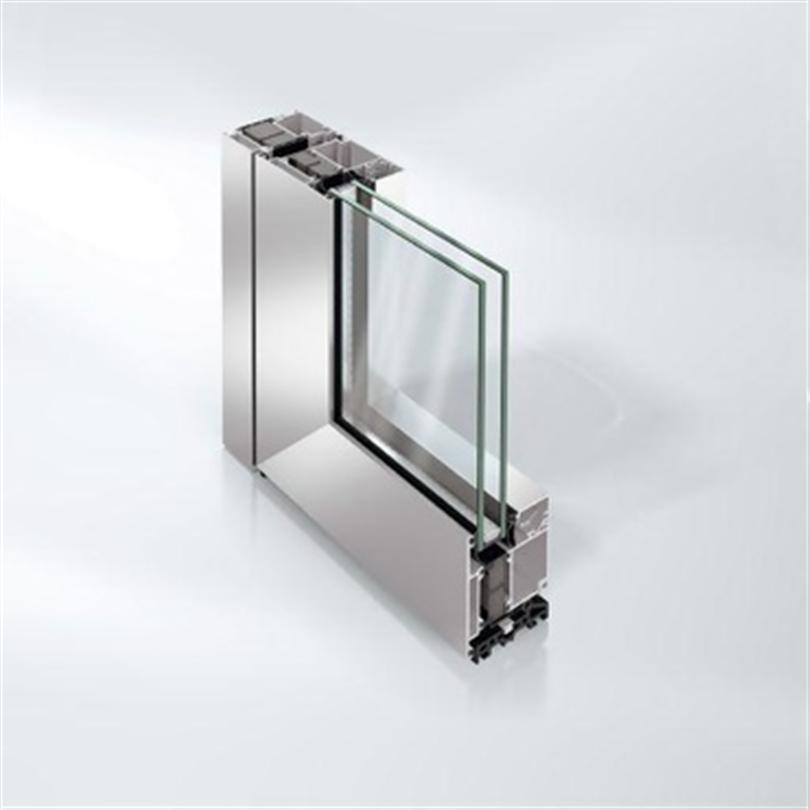 Schüco ADS 75 HD.HI dörrsystem av aluminium