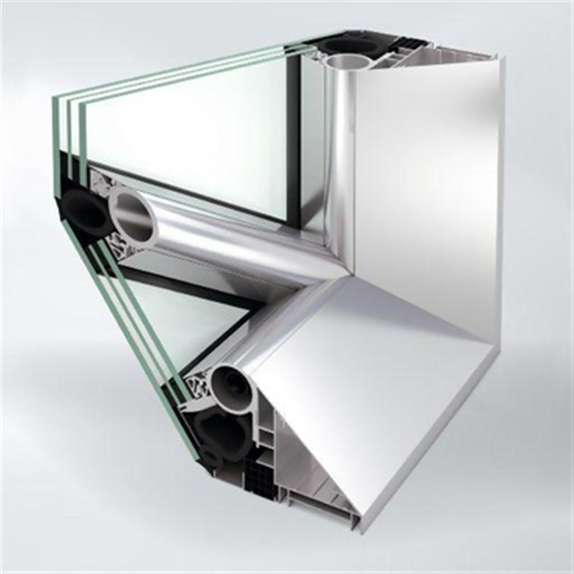 Schüco Parametric System fasadsystem
