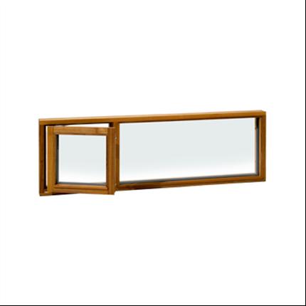 Hajom Architect Series fönster, topp-, sido sväng