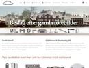 Långskyltar på webbplats