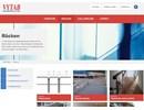 Räcken på webbplats
