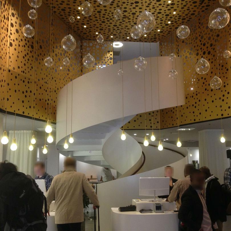 Vytab Specialtrappa, Nordic Sea Hotel, Stockholm
