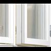 Nyebro fönster utåtgående 2+1, kopplade