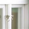 Nyebro fönster utåtgående 1+1, kopplade