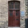 Nyebro entréer och portar