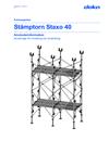 Doka Staxo 40 stämptorn