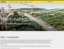 H20 träbalk på webbplats