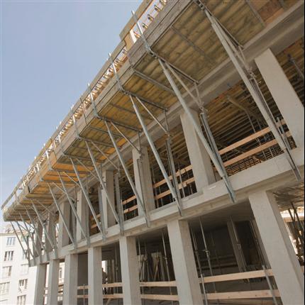 Förmonterad arbetskonsol, arbetskonsolsystem med standariserade systemdelar