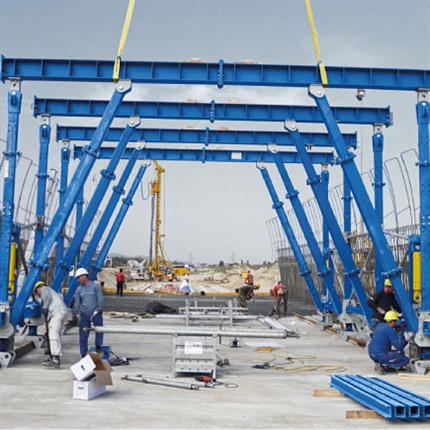 Moduluppbyggda, ekonomiska tunnelsystem, tunnelbyggnad i öppet schakt, reducerad materiaandel