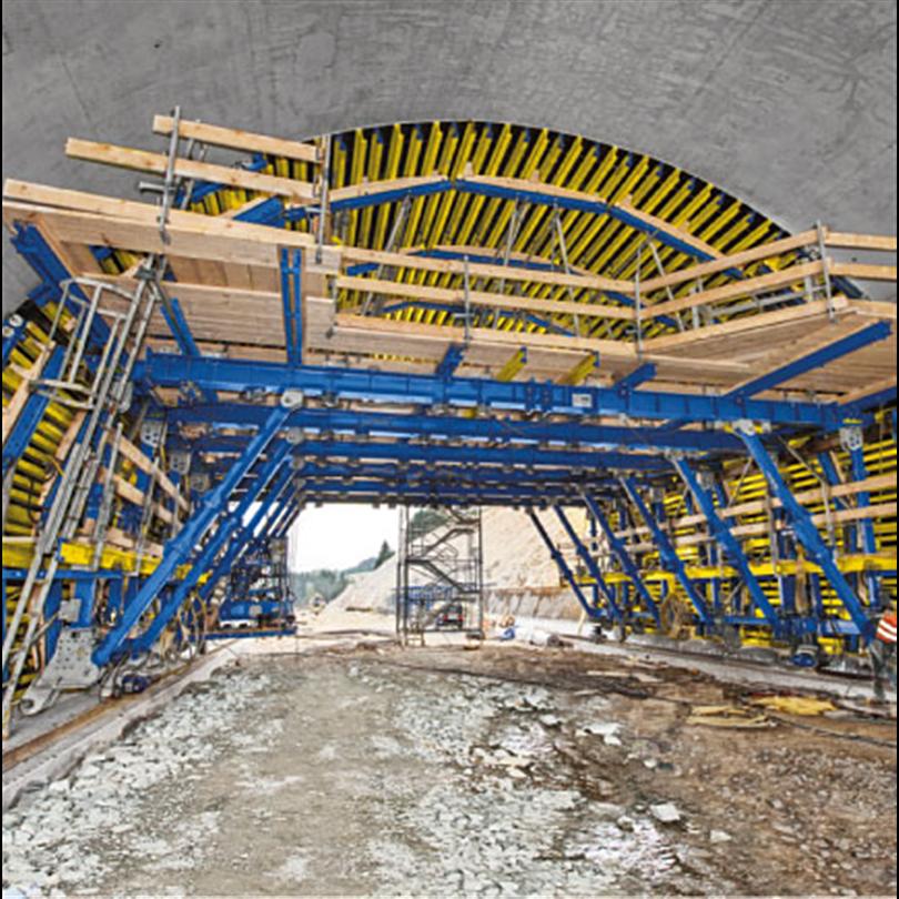 Doka DokaCC tunnelsystem
