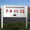Swedsign Out-Line informationstavlor