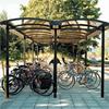 Swedsign cykeltak C90 Plaza