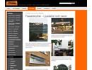 Fasadskyltar, ljuslådor, neonskyltar på webbplats