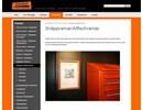 Swedsign Snap snäppramar på webbplats