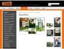 Swedflex informationstavlor på webbplats