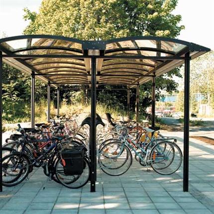 Swedsign cykeltak C90 Plaza I