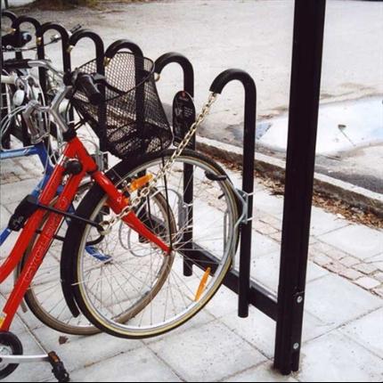 Swedsign cykeltak och cykelställ