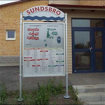 Swedsign Swedflex informationstavlor