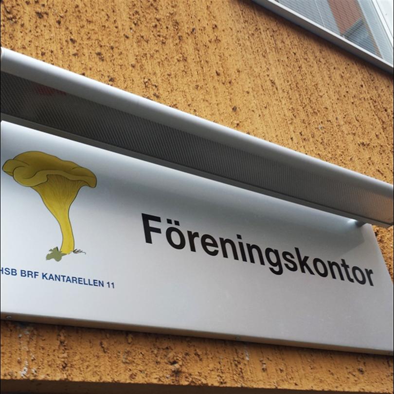 Swedsign Fasadskyltar, ljuslådor och neonskyltar