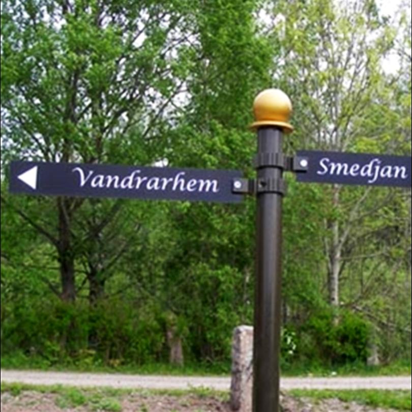 Swedsign Swedflex vägskylt