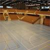 Kristianstad Arena med Unisports Taraflex allroundgolv, läktarstolar och teleskopläktare