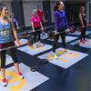 Gym- och fitnessgolv, ergonomiska gummimattor, gymmattor