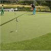 Unisport konstgräs för golfgreen, Halmstad golfarena