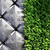 Unisport Safegrass Eco konstgräs/fallunderlag