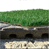 Eco konstgräs, återvinningsbart konstgräs, fallskydd, elastiska plattor av polyolefin
